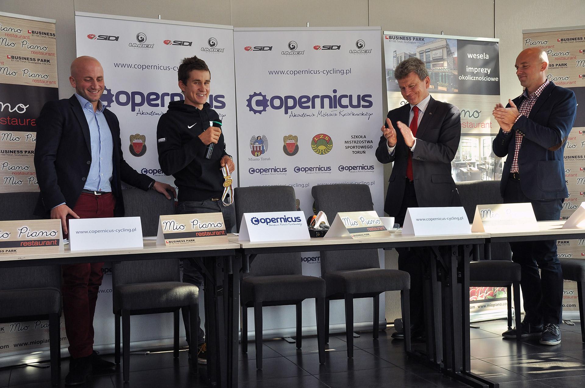 Inauguracja Copernicus, Mio Piano, 09.10.2013