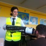 Szkoleni przez Policję